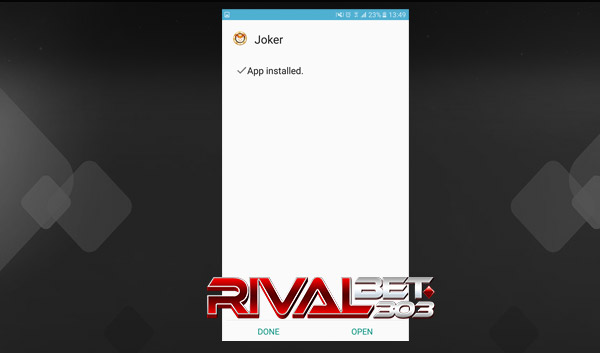 Install Joker123 Android Part 3